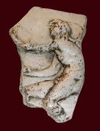 Kairos-Relief_von_Lysippos,_Kopie_in_Trogir